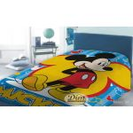 Κουβέρτα Πικέ 1.60x2.40 Mickey Disney Dim Collections