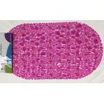 Αντιολισθητικό πατάκι μπάνιου 69x37.5 Φυσαλιδα Φουξ S Plastics