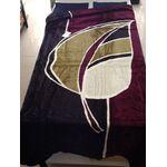 Κουβέρτα Υπέρδιπλη 2.20x2.40 Maine Bordo PANDUANA