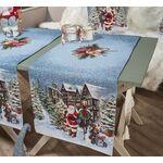 Χριστουγεννιάτικη τραβέρσα 40x1.40 Cottage TEORAN