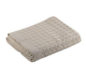 Κουβέρτα Βαμβακερή Μονή 1.70x2.40 Organic Beige NEF-NEF